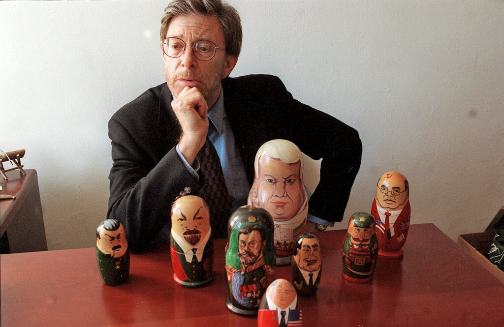 Stephen Cohen, professor emeritus of politics at Princeton University and a historian of Soviet and post-Soviet Russia, died on September 18, 2020.