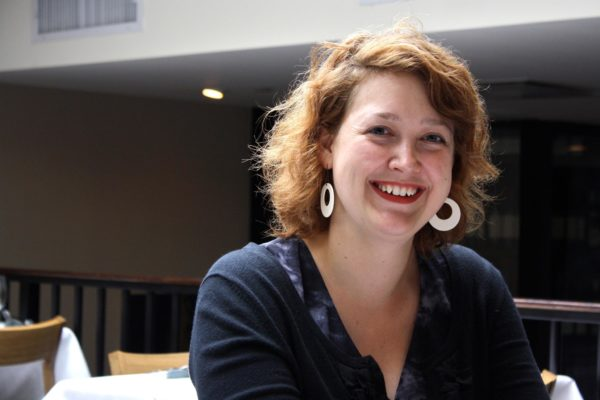 """The American-Scandinavian Foundation announced the winners of its 39th annual Translation Competition for outstanding translations of poetry, fiction, drama, or literary prose written by a Nordic author born after 1900 and awarded Larissa Kyzer, Princeton University's fall 2019 Translator in Residence, the Nadia Christensen Prize for her translation of an excerpt from Elín, ýmislegt (""""A Fist or a Heart"""") by Icelandic author Kristín Eiríksdóttir."""