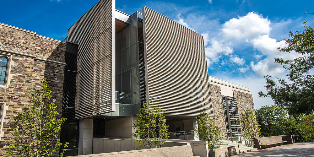 Louis A. Simpson International Building: A New Home for International  Programs | PIIRS