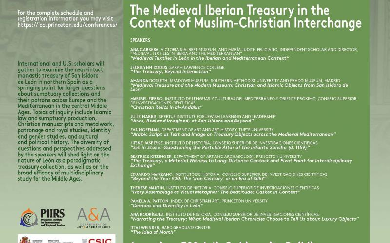 The Medieval Iberian Treasury in the Context of Muslim-Christian Interchange