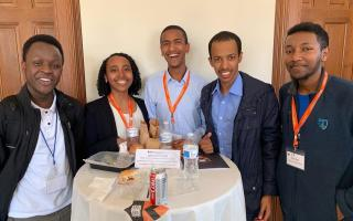 With institutional help from Princeton Institute for International and Regional Studies, students successfully launch first event focused on continent.