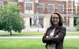 Rebecca Graves-Bayazitoglu, associate dean of the college and director of the McGraw Center for Teaching and Learning, has been named senior associate dean of the Office of International Programs (OIP) at Princeton University. She will start in her new role on July 1 and will report to Jill Dolan, dean of the college.